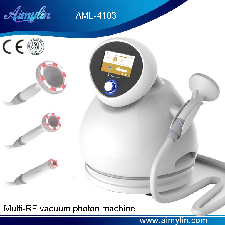 3 in 1 Multi-RF photon vacuum machine AML-4103