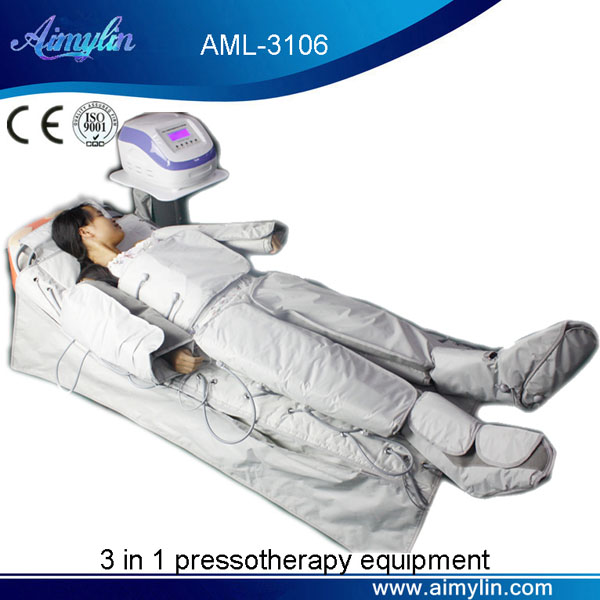 3 in 1 Pressotherapy AML-3106