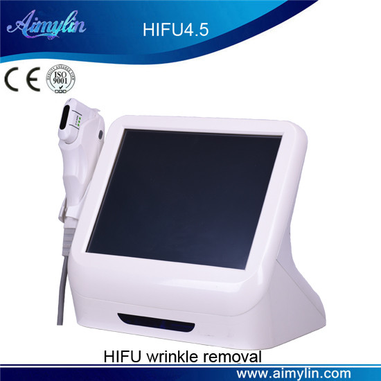 Portable hifu machine with 5 cartridges HIFU4.5
