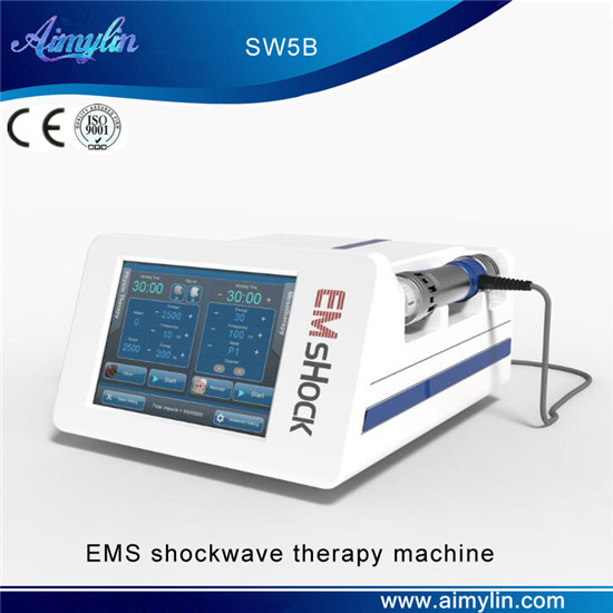 Shock wave therapy machine SW5B