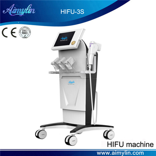 Hifu machine for face lifting HIFU-3S