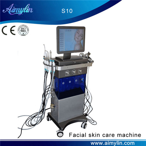 Hydra dermabrasion facial skin care machine S10