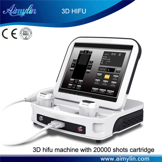 3D hifu slimming machine