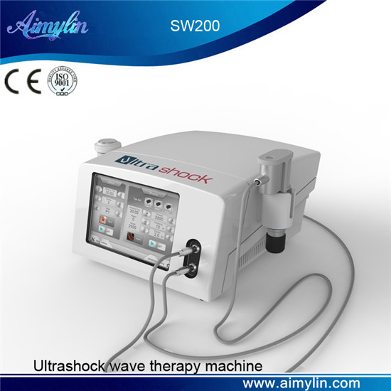 2 in 1 ultrashockwave therapy machine SW200