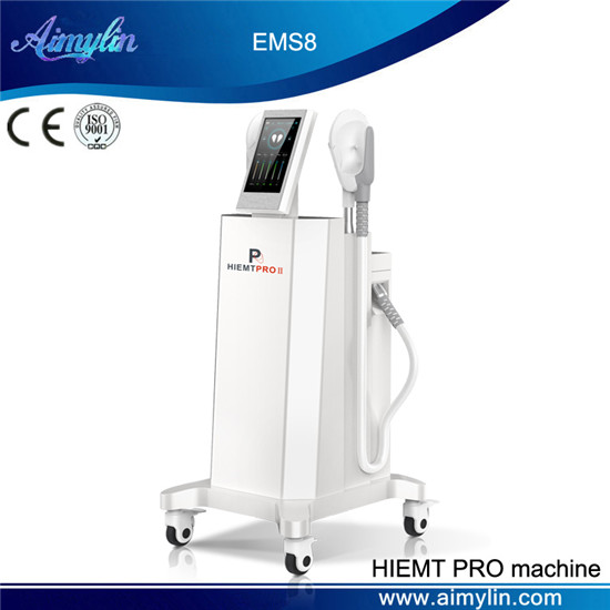 Muscle increasing fat reducing EMSlimming machine EMS8